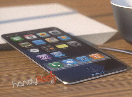 Un prototype d'iPhone 5 ?